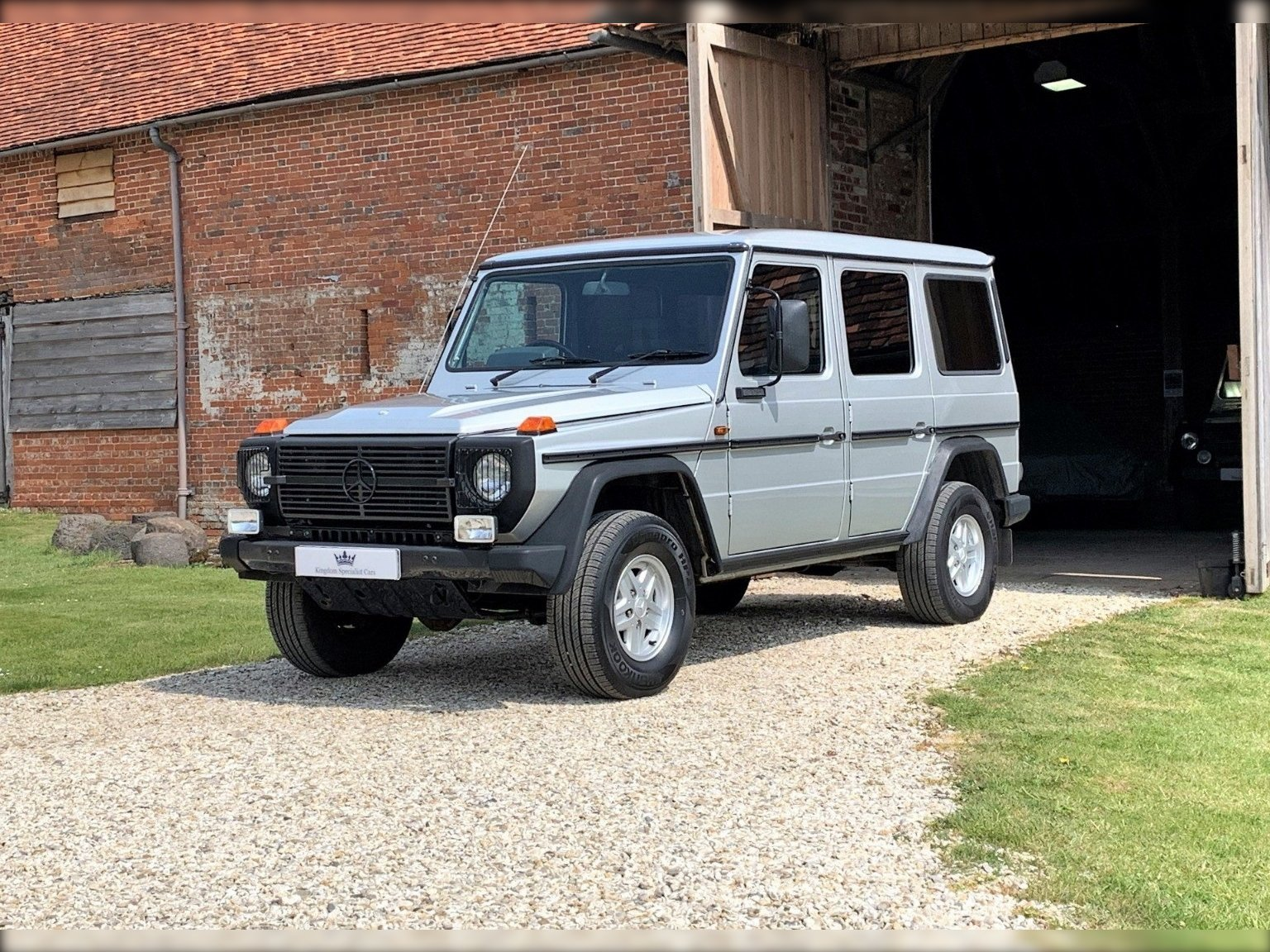 Sold 1988 Mercedes Benz G Wagon Series 460 280ge 5dr Auto Basingstoke Hampshire Kingdom Specialist Cars